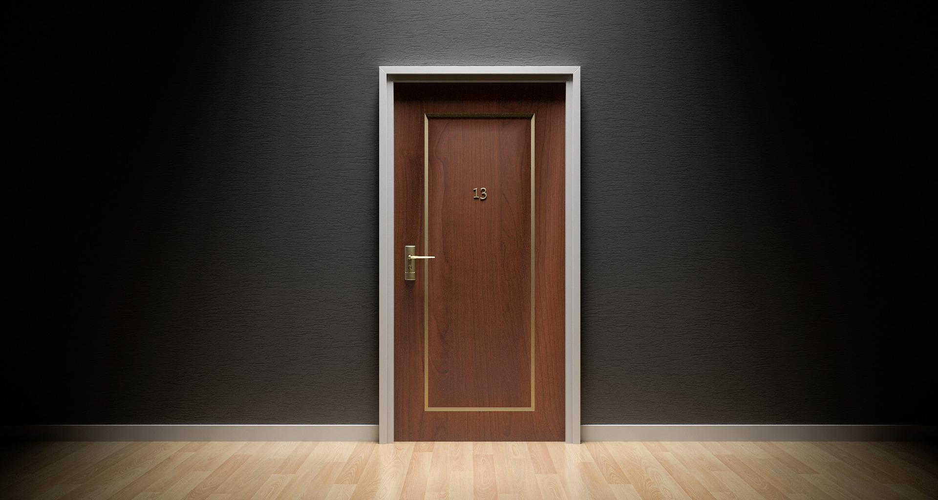 Meine Innentür von Tür und Zarge